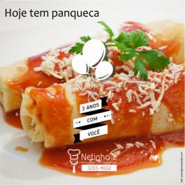 FACEBOOK MARKETING - RESTAURANTE NETINHO 2