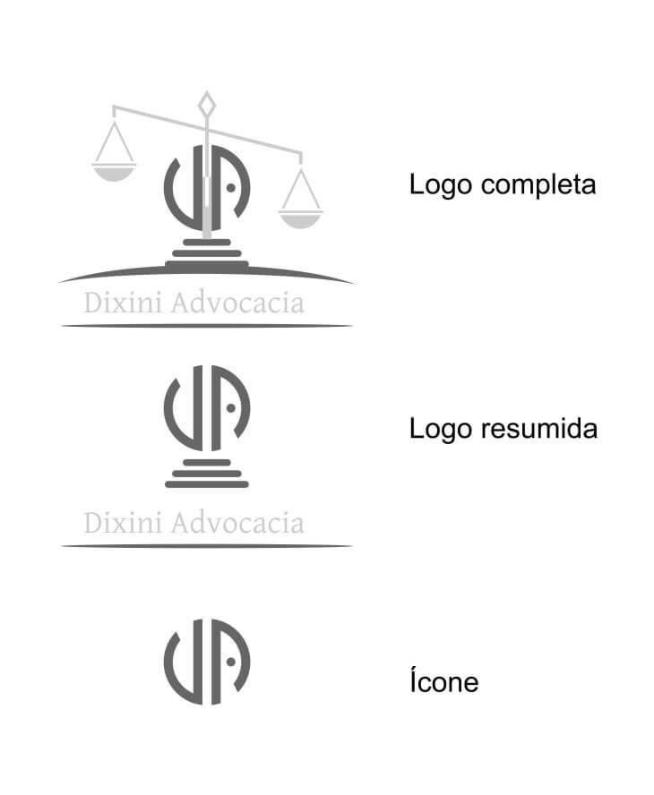 Criação de logo para advogados e escritórios de advocacia em Minas Gerais