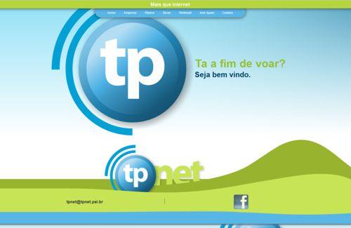 TPNet - Internet banda larga para tres pontas e todo sul de minas