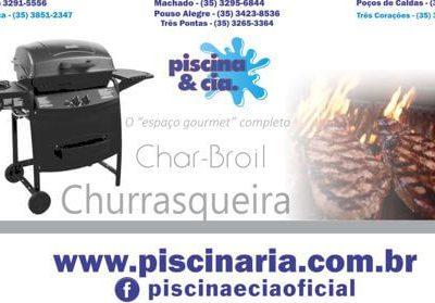 Campanha de lançamento da Churrasqueiras Char-Broil – churrasqueira à gás