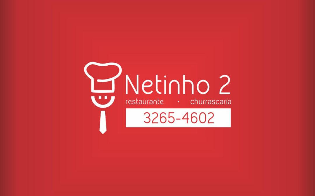 Logomarca para Restaurante Netinho 2