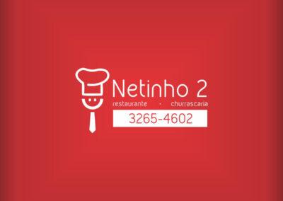Logotipo para Restaurante Netinho 2