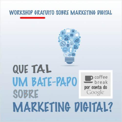 Veja o que rolou no Workshop sobre marketing digital em Três Pontas 28-07-2015