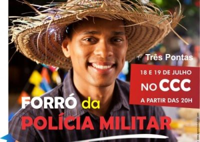 Forró da Polícia Militar 2014