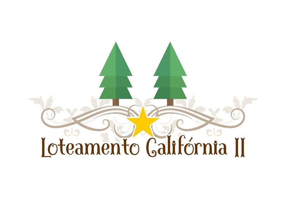 Loteamento Califórnia – criação de logomarca