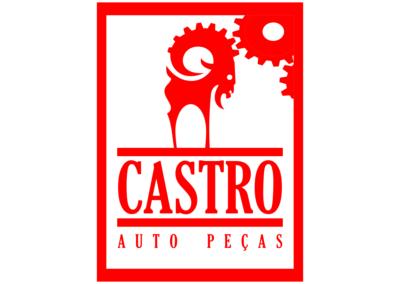 Auto Peças Castro – Logotipo