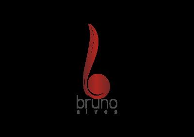Cantor Bruno Alves – Criação de Logomarca