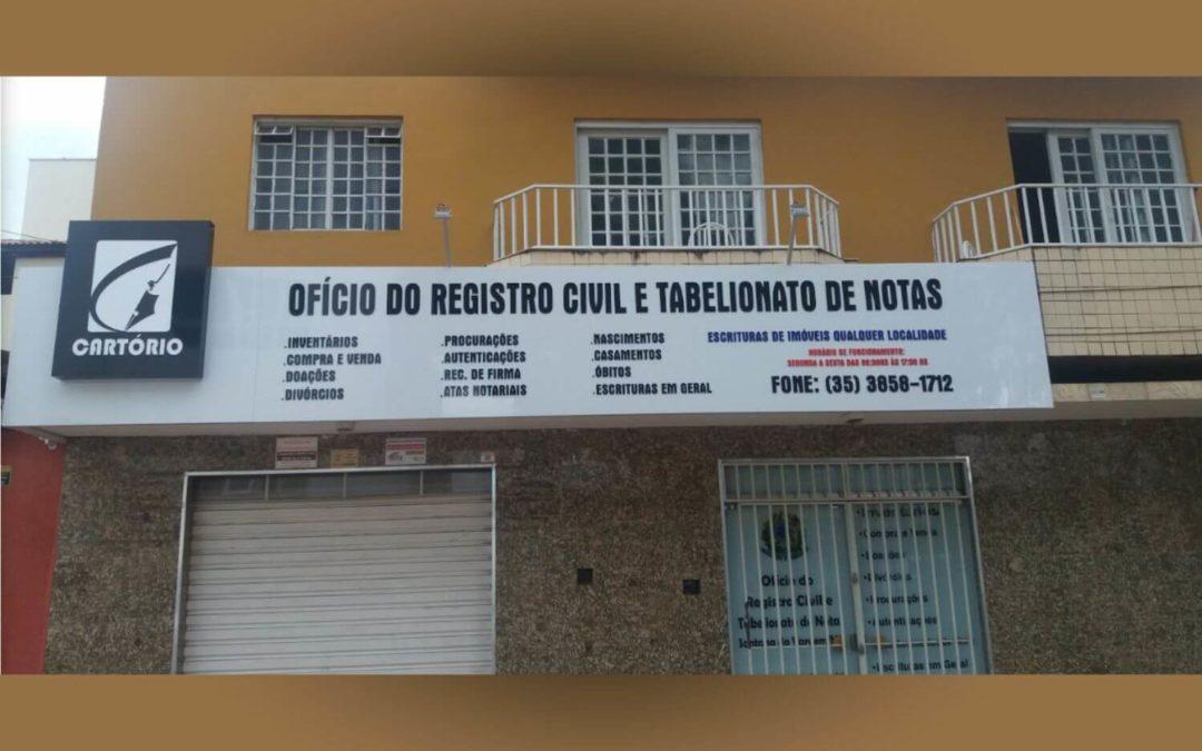 Bem vindo Cartório de Registro Civil de Santana da Vargem
