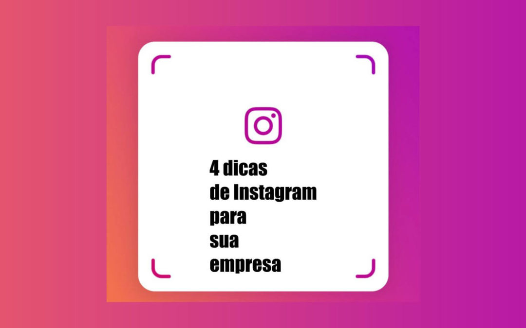 Estratégias de marketing no Instagram para empresas