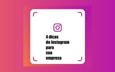 Estratégias de marketing no Instagram para empresas
